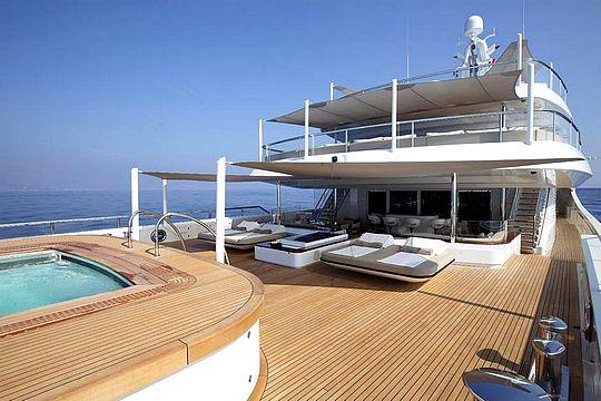 Barcos yate Grace E