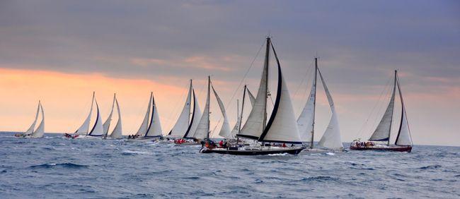 regatas de veleros